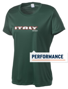 Italy Women's Competitor Performance T-Shirt