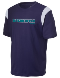 Kazakhstan Holloway Men's Rush T-Shirt