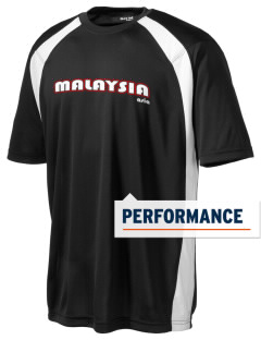 Malaysia Men's Dry Zone Colorblock T-Shirt