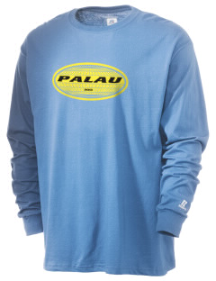 Palau  Russell Men's Long Sleeve T-Shirt