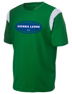 Sierra Leone Holloway Men's Rush T-Shirt