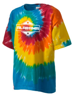 Alabama Kid's Tie-Dye T-Shirt