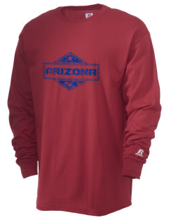 Arizona  Russell Men's Long Sleeve T-Shirt