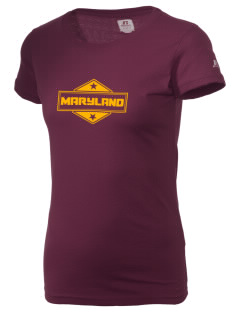 Maryland  Russell Women's Campus T-Shirt