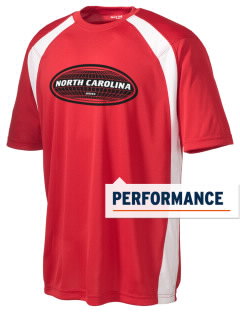 North Carolina Men's Dry Zone Colorblock T-Shirt
