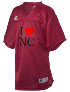 North Carolina Russell Kid's Replica Football Jersey
