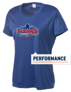 University of Detroit Mercy Athletics Women's Competitor Performance T-Shirt