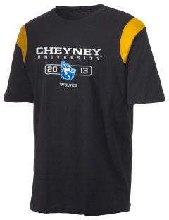 Cheyney University Wolves Holloway Men's Rush T-Shirt