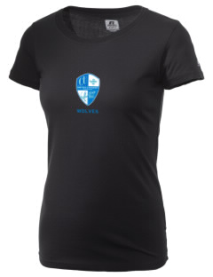 Cheyney University Wolves  Russell Women's Campus T-Shirt