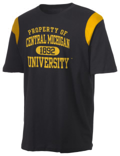 Central Michigan University Chippewas Holloway Men's Rush T-Shirt