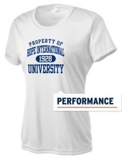 Hope International University Royals Women's Competitor Performance T-Shirt