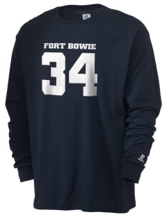 Fort Bowie National Historic Site  Russell Men's Long Sleeve T-Shirt