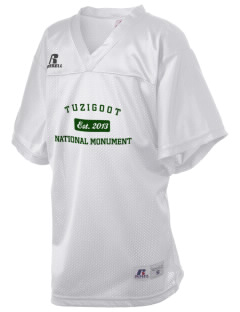 Tuzigoot National Monument Russell Kid's Replica Football Jersey