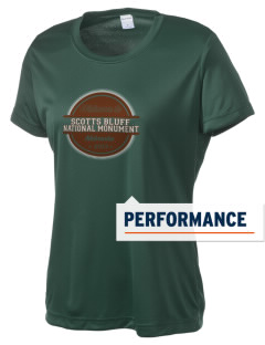 Scotts Bluff National Monument Women's Competitor Performance T-Shirt