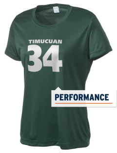 Timucuan Ecological & Historic Preserve Women's Competitor Performance T-Shirt