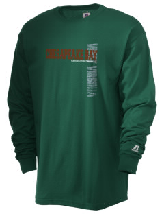 Chesapeake Bay Gateways Network  Russell Men's Long Sleeve T-Shirt