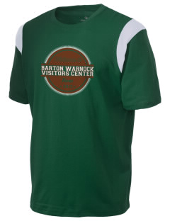 Barton Warnock Visitors Center Holloway Men's Rush T-Shirt