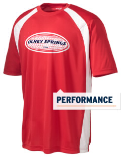 Olney Springs Men's Dry Zone Colorblock T-Shirt