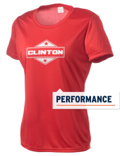 Clinton Women's Competitor Performance T-Shirt