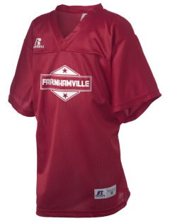 Farnhamville Russell Kid's Replica Football Jersey