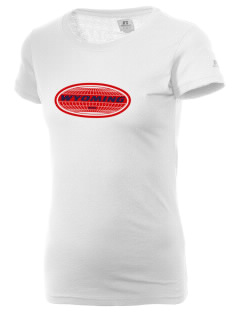 Wyoming  Russell Women's Campus T-Shirt
