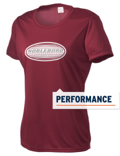 Nobleboro Women's Competitor Performance T-Shirt