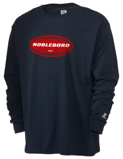 Nobleboro  Russell Men's Long Sleeve T-Shirt