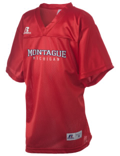 Montague Russell Kid's Replica Football Jersey