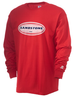 Sandstone  Russell Men's Long Sleeve T-Shirt