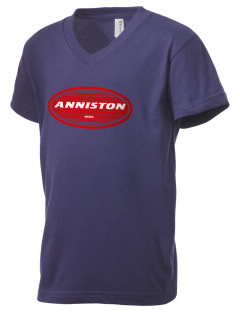 Anniston Kid's V-Neck Jersey T-Shirt