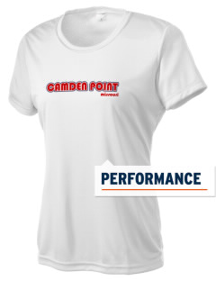 Camden Point Women's Competitor Performance T-Shirt
