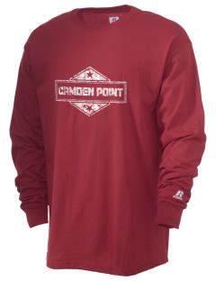 Camden Point  Russell Men's Long Sleeve T-Shirt