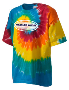 Merriam Woods Kid's Tie-Dye T-Shirt