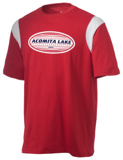 Acomita Lake Holloway Men's Rush T-Shirt