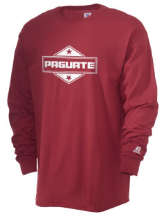 Paguate  Russell Men's Long Sleeve T-Shirt