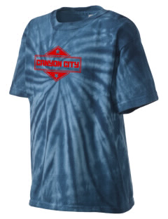 Canyon City Kid's Tie-Dye T-Shirt