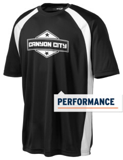 Canyon City Men's Dry Zone Colorblock T-Shirt
