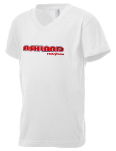 Ashland Kid's V-Neck Jersey T-Shirt