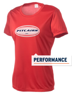 Pitcairn Women's Competitor Performance T-Shirt