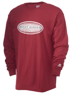 West Haven  Russell Men's Long Sleeve T-Shirt
