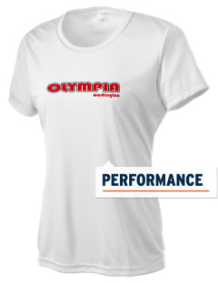 Olympia Women's Competitor Performance T-Shirt
