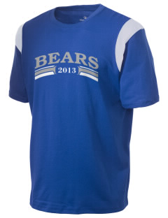Browns Valley Elementary School Bears Holloway Men's Rush T-Shirt
