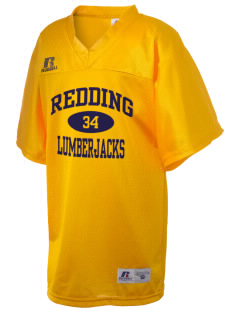Redding Adventist Academy Lumberjacks Russell Kid's Replica Football Jersey