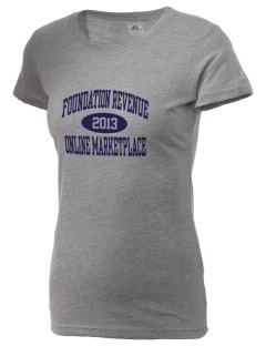 online marketplace Venice  Russell Women's Campus T-Shirt