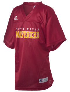 Mott Haven Mavericks Russell Kid's Replica Football Jersey
