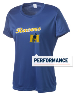 Murray State University Racers Women's Competitor Performance T-Shirt