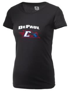 DePaul University Blue Demons  Russell Women's Campus T-Shirt