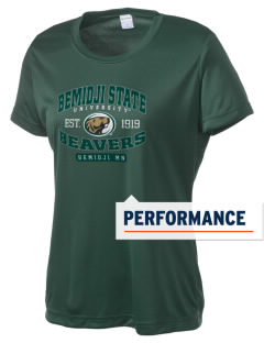 Bemidji State University Beavers Women's Competitor Performance T-Shirt