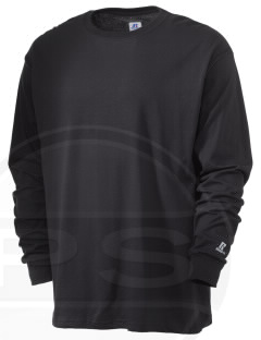 Emory University Eagles  Russell Men's Long Sleeve T-Shirt