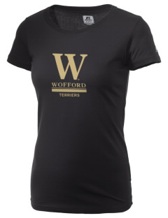 Wofford College Terriers  Russell Women's Campus T-Shirt